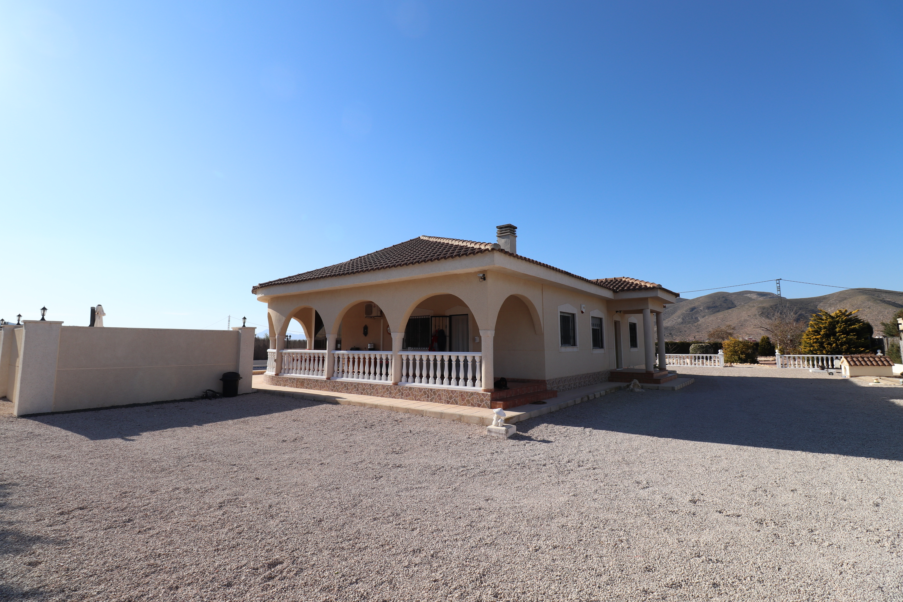 3 bed Country Property in Hondon de Los Frailes image 22