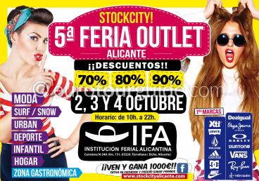 Alicante IFA Shopping Fair