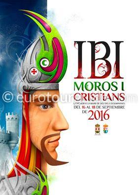 Ibi Moors and Christians Fiesta