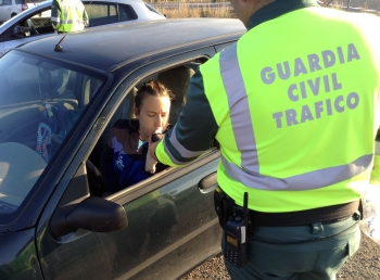 What to do if you are asked to take a Breath Test for Alcohol whilst driving in Spain