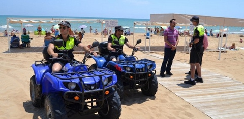 Feel safer and more comfortable on Alicante Beaches