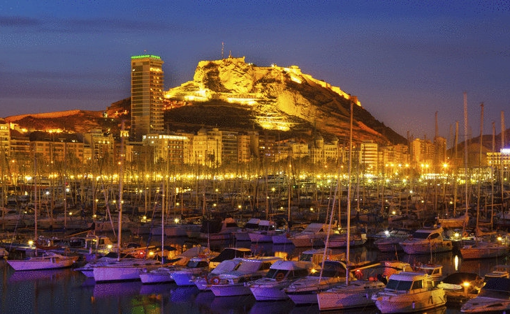 A look into the different towns and villages on the Costa Blanca South: Alicante