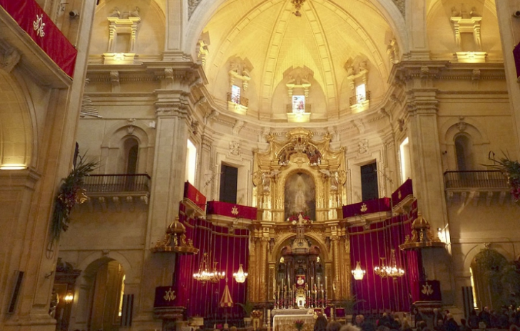 Elche's world heritage Mystery Play is a stunning experience