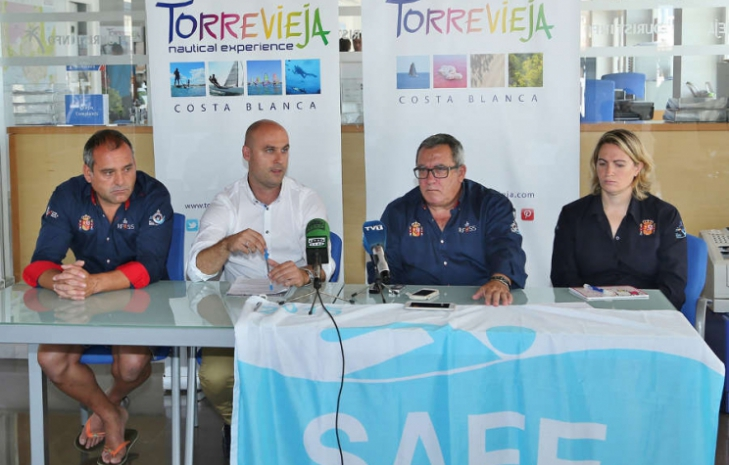 Torrevieja hosts European lifesaving championship
