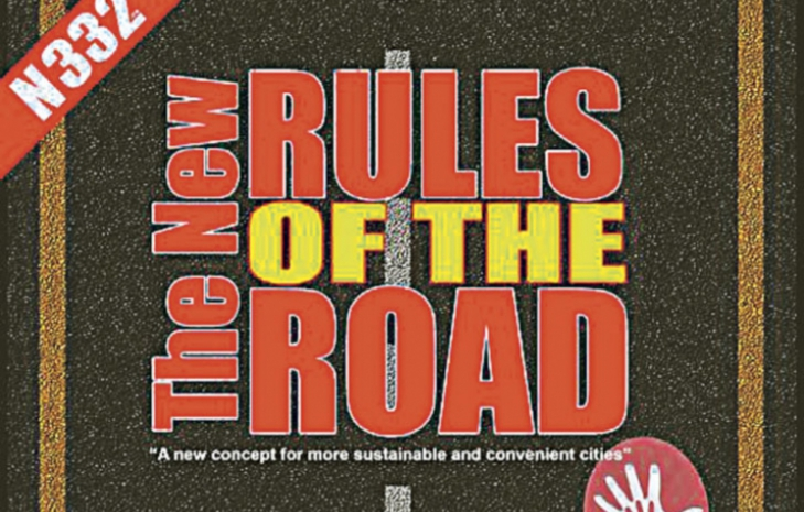 The new rules of the road