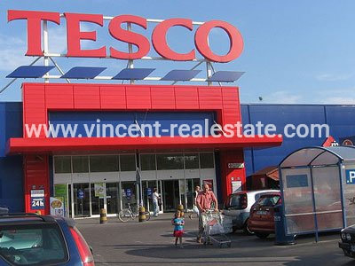Tesco to sell In Spain