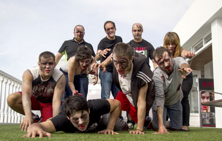 Zombie Apocalypse: Forbered Zombie Survival i Torrevieja på Halloween