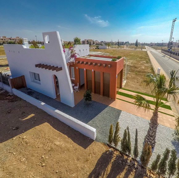 New · Semi Detached Villa