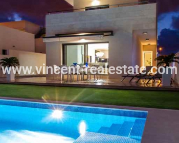Detached Villa - New - Orihuela Costa - La Zenia