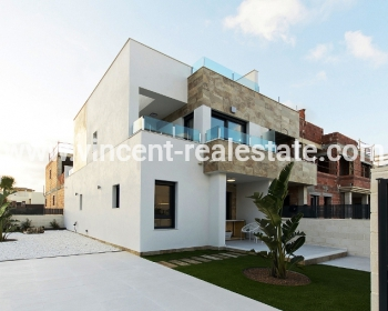 Townhouse - New - Orihuela Costa - Villamartin
