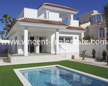 Detached Villa - New - Ciudad Quesada - La Fiesta