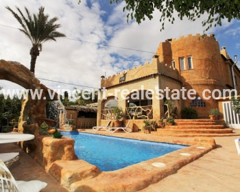 Detached Villa - Re-Sale - Orihuela Costa - Lomas de Cabo Roig