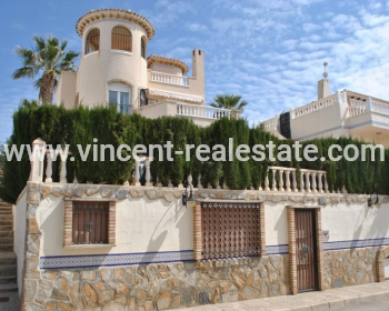 Detached Villa - Re-Sale - Orihuela Costa - Los Dolses