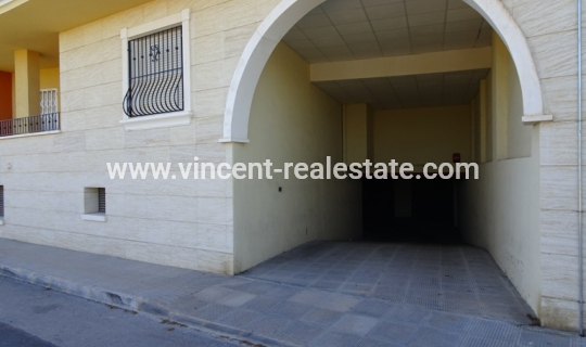 Garage - Re-Sale - Algorfa - Algorfa - Village