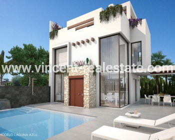 Detached Villa - New - Ciudad Quesada - La Laguna
