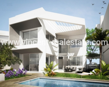 Detached Villa - New - Torrevieja - Mar Azul