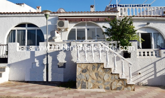 Bungalow - Re-Sale - Torrevieja - San Luis