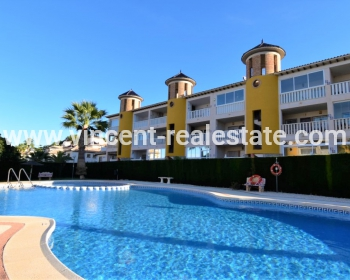 Apartment - Re-Sale - Orihuela Costa - Villamartin
