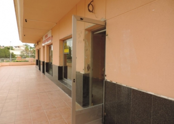 Commercial - Re-Sale - Orihuela Costa - Playa Flamenca
