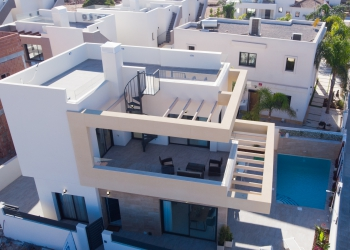 Detached Villa - New - Orihuela Costa - Campoamor